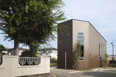 Residence in Saitama by SNARK+OUVI