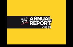 20 Annual Report Design Ideas for 2010 | Best Design Options #wwf annual report