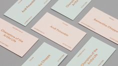 Le Mise #identity #branding #print #businesscards