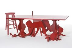Under the Table, Zanotta Updated - Gonçalo Campos Studio #furniture #design