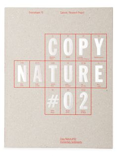 copynature 5 #cover