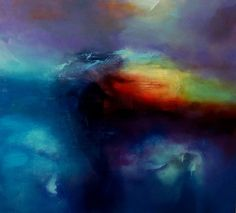 Robert Hart - Fine Artist #abstract #robert #colors #hart #painting