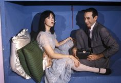 Pee Wee and Susan (me) by Ronn Spencer | Flickr - Photo Sharing! #photography
