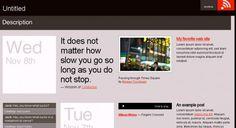 30 Free Tumblr Themes for Photo Blogs #tumblr #themes #photo #free #blogs