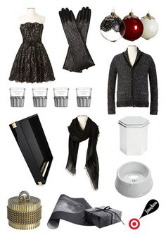 Target Neiman Marcus Holiday 2012 Collage #target