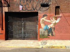 From Classical Art to Street Art