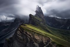 Landscape photography of the Italian Dolomites