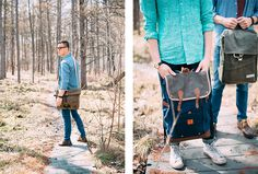 Commonplace by Rowan Made #photography #bags
