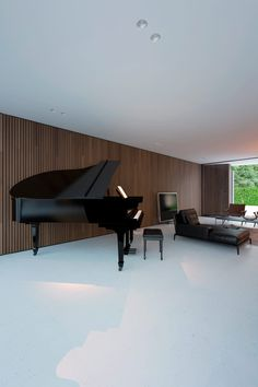 Piano House by Line Architects