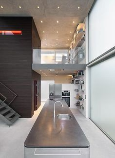 CJWHO ™ (Rieteiland House, Amsterdam, Netherlands by Hans...)