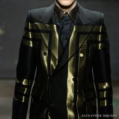 alexander mcqueen london collections men-aw14