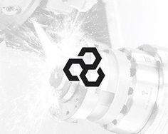 Metal Processing Cluster v2 #design #logo #processing #metal #three #cluster #kulesza #maikel #kelmai #michakulesza #michal kulesza