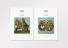 Branding the Burma Emporium by Designer Scott Lambert #prints