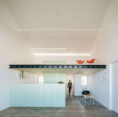 Penthouse H in Madrid, Langarita Navarro Arquitectos