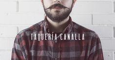 Canalla #taqueria #canalla #branding