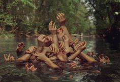 Kyle Thompson Photography - #photography #water #lake #hands #fingers #river #arms #kyle #kylethompson