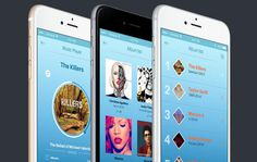 Infinity Free Mobile UI PSD