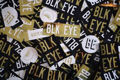 Blk Eye Branding on Behance