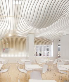 CJWHO ™ (Bakery In Oporto, Portugal by Paulo Merlini...) #bakery #white #design #interiors #portugal #photography #architecture