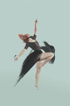 Contemporary Dance photoshoot studiopunch.ca #dance #ink #paint #movement #girl #woman #dancer #studiopunch #art