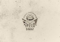 Logo Wedding Photographer Pablo Beglez.