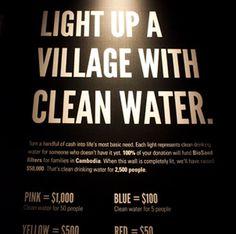 Greg Yagoda Portfolio #charity #water
