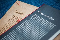 Chavez designed by Föda – Heated treated wood and print menus for Austin based Mexican restaurant Chavez designed by Föda #chavez #fã¶da #identity #restaurant