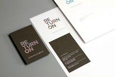 ReTurn On Identity   Flickr - Photo Sharing! #musaworklab #print #flickr #returnon #identity