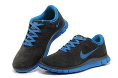 Cheap Nike Shoes for Sale Online Fur Winter Blue