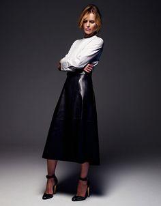 Eva Herzigova by Gianluca Fontana for Fashion Issue