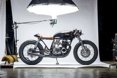 awesome #caferacer designs by #Kott #Motorcycles