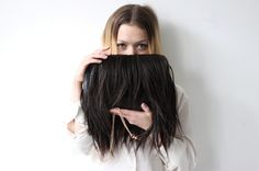 Hair bag #hair #diy #bag