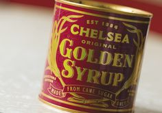 Best Awards Periscope Design Ltd. / Chelsea Golden Syrup Tin #chelsea #golden #syrup