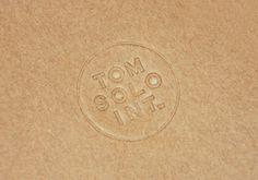 Tom Solo - International Photographer Brand Identity by Mash Creative #identity
