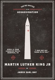 Invitation To An Assassination #invitation #luther #assassination #jr #martin #king