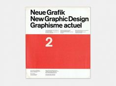 Display | Neue Grafik Magazine 2 | Collection #neue #swiss #grafik #1959 #july #book #vivarelli #grid #carlo