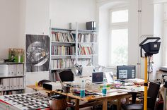 Cool Office #interior #office #studio