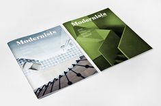 Modernists magazine #cover #layout #magazine