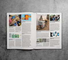 Design;Defined | www.designdefined.co.uk #grid #layout #magazine