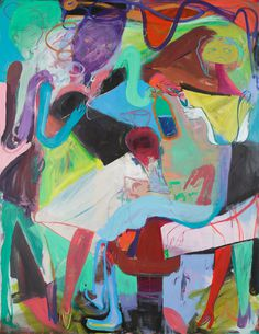 jonathan lux, paint, art, fine art, color, colorful, bold , abstract