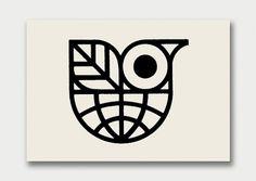 Logo Collection – International Aviary, 1960s/70s / Aqua-Velvet