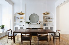 dining room / GRT Architects