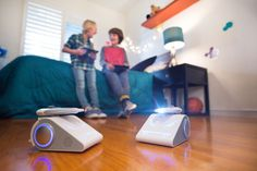 Codeybot is an #innovative #teaching tool that introduces beginners to the world of coding! Entertaining and #interactive, this robot makes