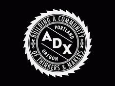 ADX Portland / Branding, Identity, & Signage Design / The Official Manufacturing Company