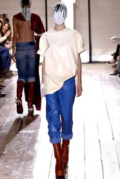 Maison Martin Margiela: FALL 2013 #maison #art #fashion #martin #margiela