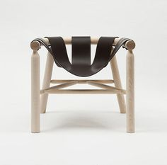 NINNA by Carlo Contin #chair #minimalist #furniture