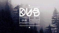 M on Behance #dub