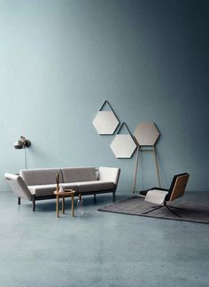 The New Bolia Collection 2014 #interior #blue #furniture #design