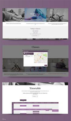 Freestyle Yoga Project web design, by Redspa http://redspa.uk