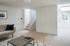 Stanhope Gardens by Carl Turner Architects